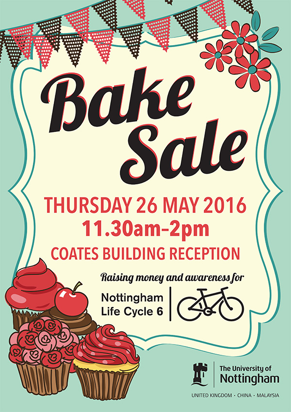 bake sale in coates building campus news