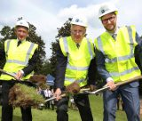 Cripps Ground-Breaking
