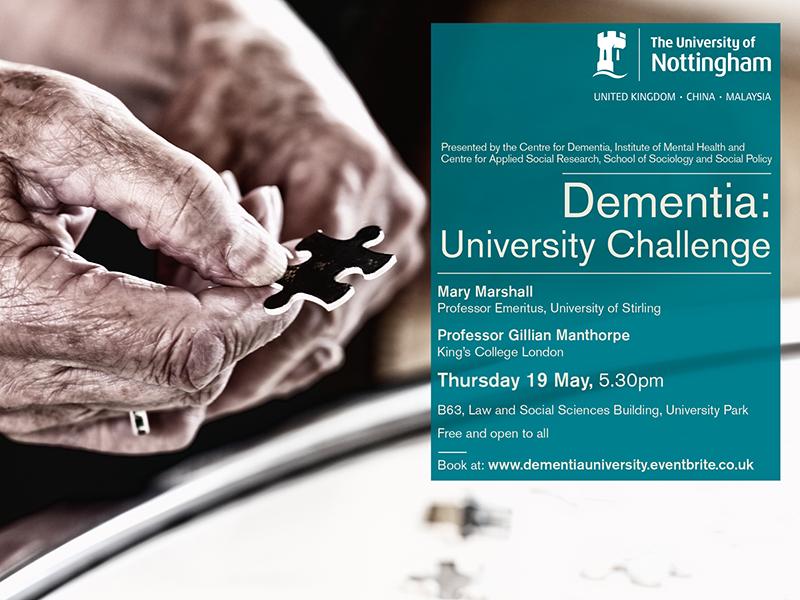 Dementia University Challenge 800x600