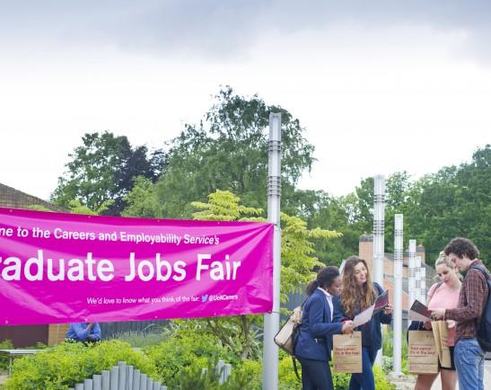 Graduate jobs fair