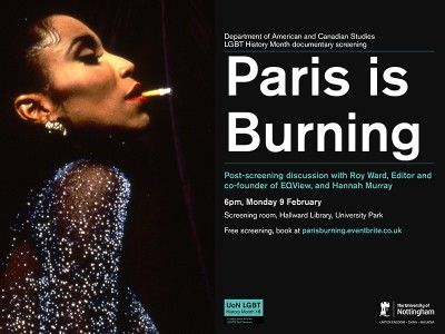paris is burning case study A gendered analysis of 'paris is burning' download a gendered analysis of 'paris is burning' uploaded by r mcdonald the shade of it all in this case, by.