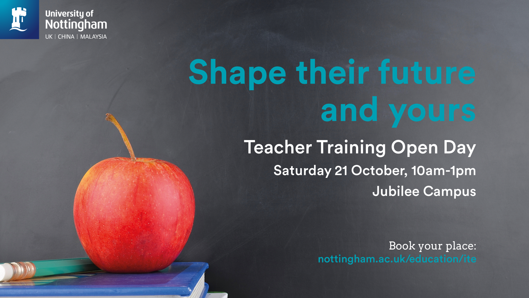 Teacher Training open day
