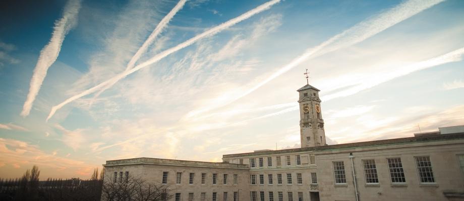 Trent Building, University Park 920x400
