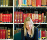 Hayley Cotterill, Assistant Archivist with Manuscripts and Special Collections