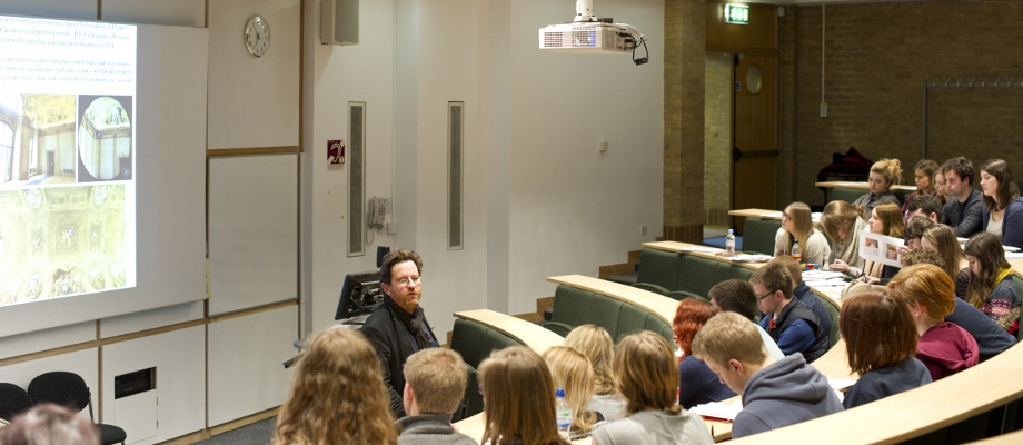 Beethoven and Shubert seminar, Arts Centre Lecture Theatre, Music department,