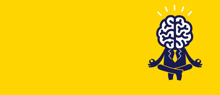 Stress and Mental Health at Work graphic