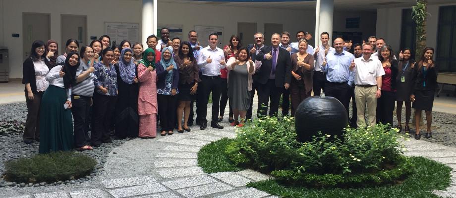 Project Transform Malaysia Team