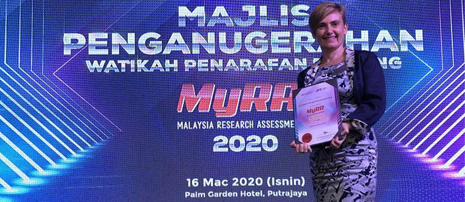 Ministry Of Education Recognises Uon Malaysia S Research Excellence Campus News