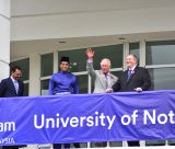 HRH Prince Charles visits University of Nottingham Malaysia campus