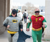 Batman and Robin - You go together campaign