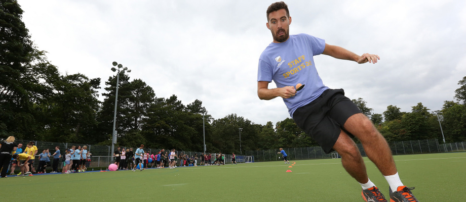 Staff Sports Day 2014 Mike
