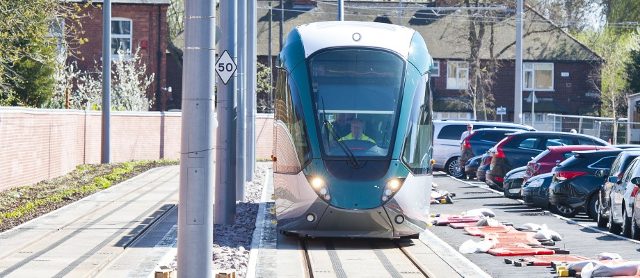 Tram Passes 15 Discount For Staff Campus News