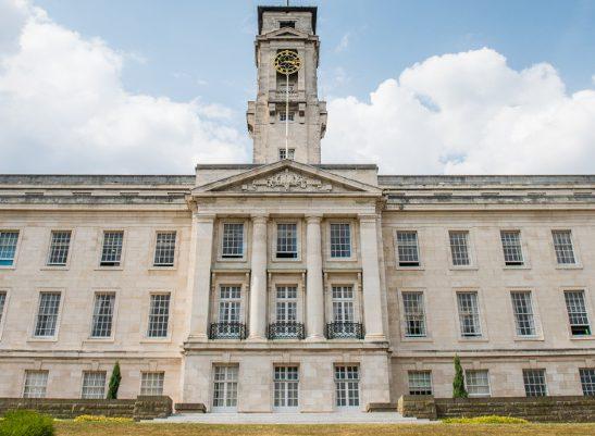 Campus News – The University of Nottingham