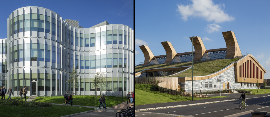 George Green Library and GSK Carbon Neutral Laboratory for Sustainable Chemistry