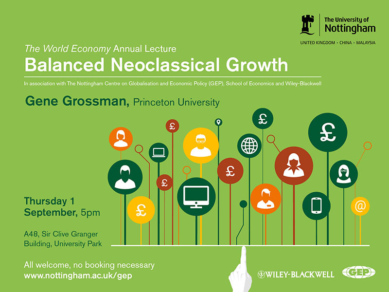 World Economy Annual Lecture 800x600