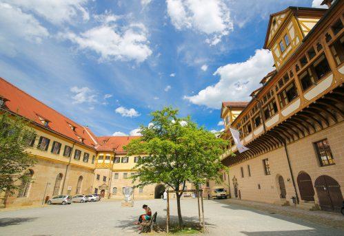 Tübingen university